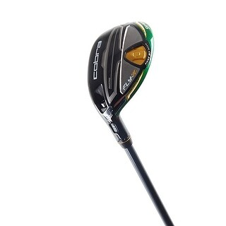New Cobra Fly-Z Green Hybrid #4/5 Senior Flex Graphite LEFT HANDED (NO HC)