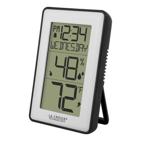 La CrosseA 308-1911 Indoor Temperature & Humidity Station