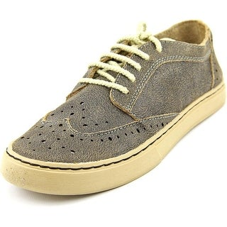 Coconuts By Matisse Spector Round Toe Leather Sneakers