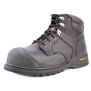 Skechers Kener Men Steel Toe Leather Work Boot