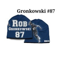 New England Patriots Rob Gronkowski Beanie - Lightweight
