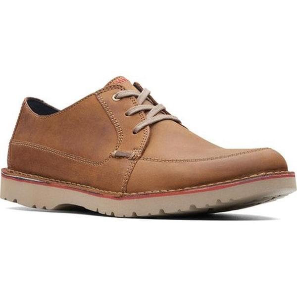 Vargo Walk Sneaker Dark Tan Leather