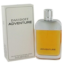 Davidoff Adventure by Davidoff Eau De Toilette Sptay (Tester) 3.4 oz - Men