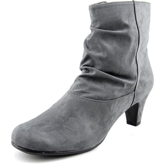 A2 By Aerosoles Play Bill Women Round Toe Synthetic Ankle Boot