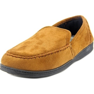 Dockers VICTOR Men Round Toe Suede Tan Slipper