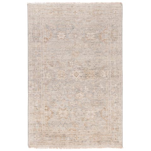 SAFAVIEH Hand-knotted Samarkand Soledade Wool Rug