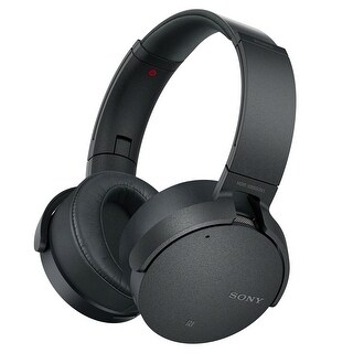 Sony MDR-XB950N1 Wireless Noise-Cancelling Headphones with Mic and EXTRA BASS (2 options available)