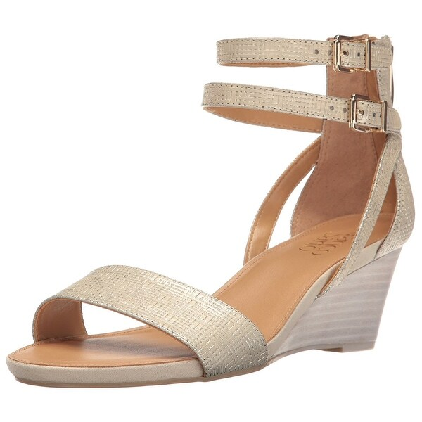 Franco Sarto Women's L-Danissa Wedge Sandal