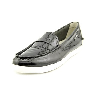 Cole Haan Pinch Lte Moc Toe Patent Leather Loafer