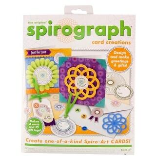 Spirograph Card Creations Kit - multi