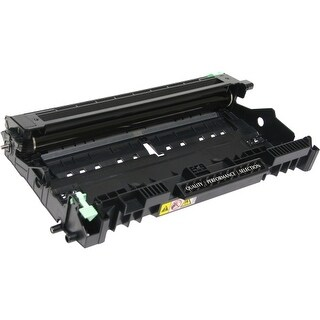 V7 DBK2R360 V7 Black High Yield Drum Unit for Brother DCP-7030 - 12000 Page