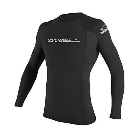 Oneill Mens Basic Skins L/S Crew