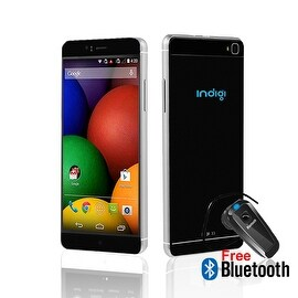 "Indigi® Factory Unlocked 3G 6"" DualSim SmartPhone Android 5.1 Lollipop w/ WiFi + Google Play + Bluetooth Included"