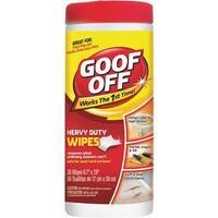 William Barr 30Ct Goof Off Wipes FG685 Unit: EACH