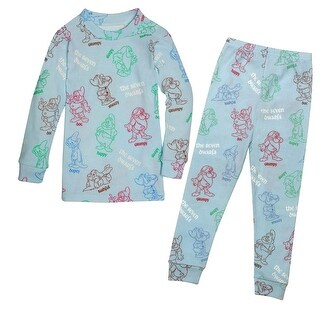 Children's Pajamas - Seven Dwarves Children's PJ Top and Bottom