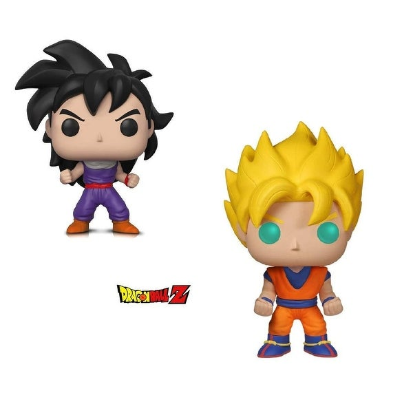 4a6f5fa3c08 Funko POP Animation Dragonball Z - Super Saiyan Goku & Gohan (Training  Outfit). Click to Zoom