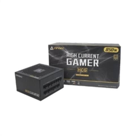 Antec Power Supply HCG850 GOLD 120mm 850 Watts 80+G APFC FAN MODULAR Retail