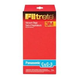 Filtrete 68715 Vacuum Belt, 3/Pack