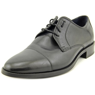 Cole Haan Lenox Hill.Cap.Ox Cap Toe Leather Oxford