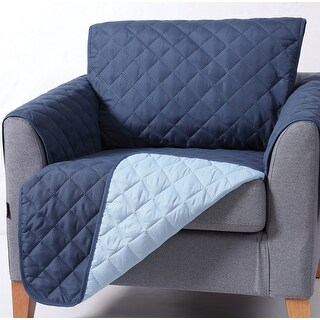 Link to Reversible Slipcover Furniture Protectors Chair Cover Similar Items in Slipcovers & Furniture Covers