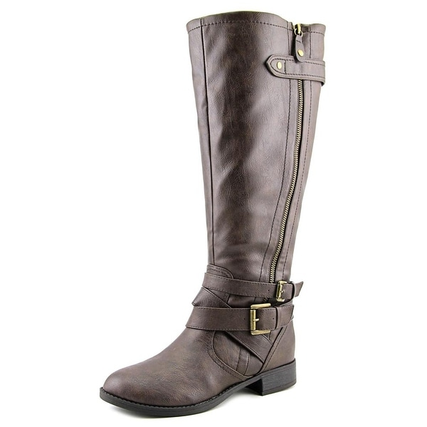 Indigo Rd. Cherish Women Round Toe Synthetic Knee High Boot