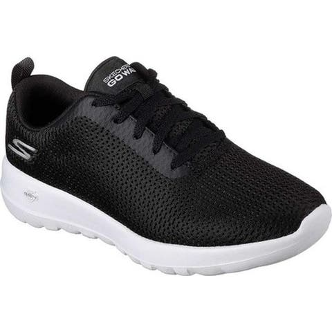 official photos 53ff8 ffdc2 Skechers Women s GOwalk Joy Paradise Walking Shoe Black White