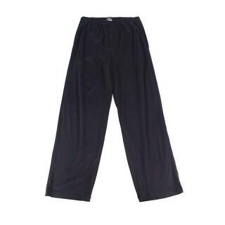 Boss Hugo Boss NEW Black Mens Size Large L Lounge Pants Sleepwear