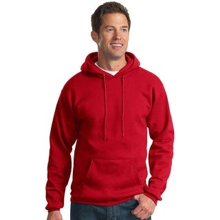 Port & Company Men's Hooded Fleece Sweatshirt