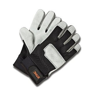 STIHL Value Pro Durable Natural Skin Work Gloves, X-Large
