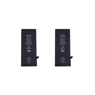 Non-Retail Hassle-Free OEM Apple iPhone 6S Battery-- (Two Units, Tools not Included)