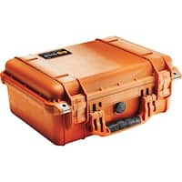 Pelican 1450-000-150 1450 Protector Case(Tm) With Pick N Pluck(Tm) Foam (Orange)
