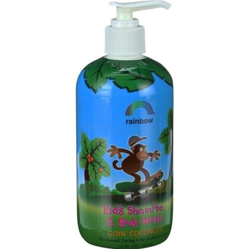 Rainbow Research - Goin' Coconuts Shampoo/Body Wash ( 2 - 12 FZ)
