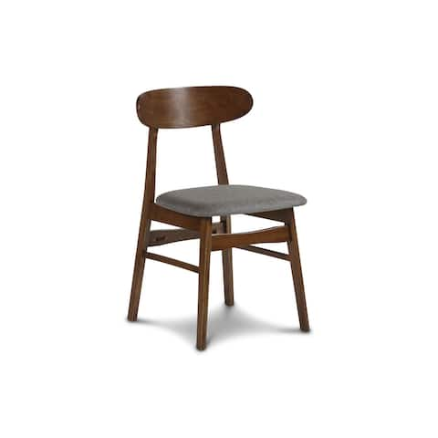 Morocco Mid-Century Modern Dining Chairs (Set of 2)