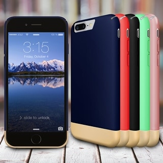 Shockproof Hybrid Rugged Rubber Hard Cover Case For Apple iPhone 7 Plus