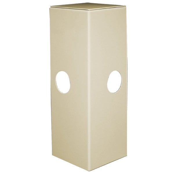 Cadet BLF1 Baseboard Corner Connector with Powder Coated Finish from the Cadet F - N/A