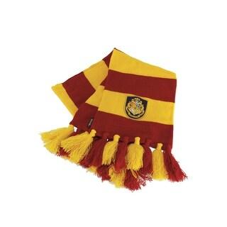 Elope Hogwarts Gryffindor Knit Scarf - Yellow/Red