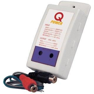 Qpower Qp07 Qpower Hi Lo Adaptor