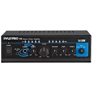 Pyle Audio PTA4 Pyle PTA4 Amplifier - 120 W RMS
