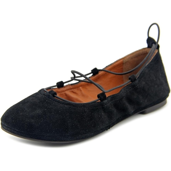 Lucky Brand Eaviee Black Flats