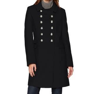 05781ddb9c7 Tommy Hilfiger Womens Car Coat Winter Wool Blend - L. Quick View