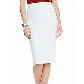 Kasper Bright Women's Petite Straight Pencil Skirt