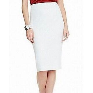 Kasper Women's Petite Straight Pencil Skirt