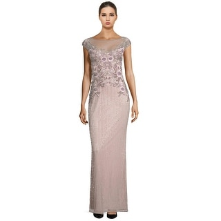Evening Dress for Elderly