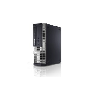"""Dell OptiPlex 7010 SFF Standard Refurb PC - Intel i5 3470 3rd Gen 3.2 GHz 8GB DIMM DDR3 SATA 3.5"""" 250GB DVD-ROM Windows 10 Pro"""