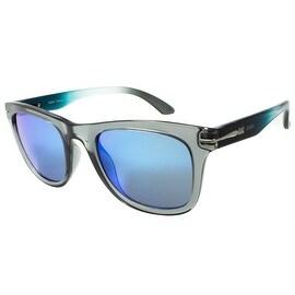 New Custom Made Shades Stylish Look Blue Shades Black Frame On Sale