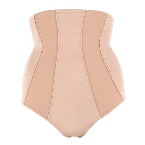 FIT Women's Tummy Control High Waist Brief Underwear