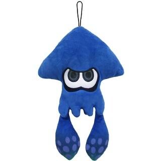 "Splatoon 9"" Plush: Inkling Squid, Blue - multi"