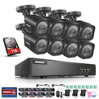 ANNKE 16CH 720P Home Video Camera Security System