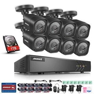 ANNKE 16CH 720P Home Video Camera Security System