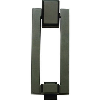 Atlas Homewares DK644 Mission Collection 5-1/3 Inch Door Knocker